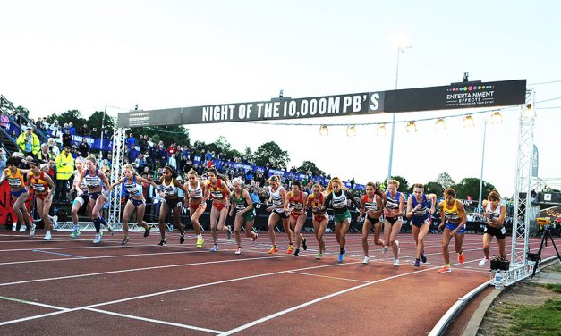 Night of the 10,000m PBs: Who, what and when?
