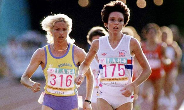"""I feel privileged that people still remember me running"" – Wendy Sly on LA 1984"