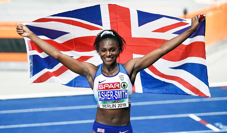 Dina Asher-Smith wins double in AW Readers' Choice Awards