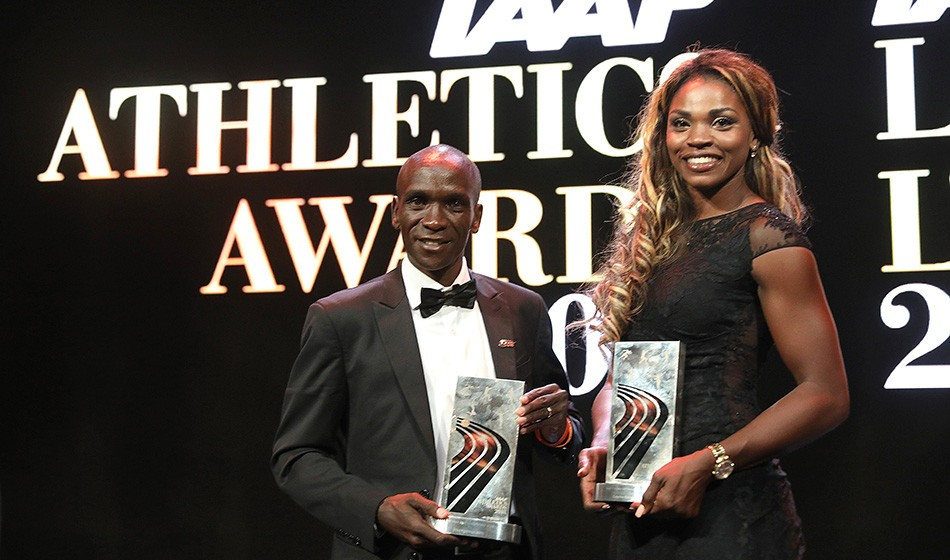 Three new honours announced for 2020 World Athletics Awards