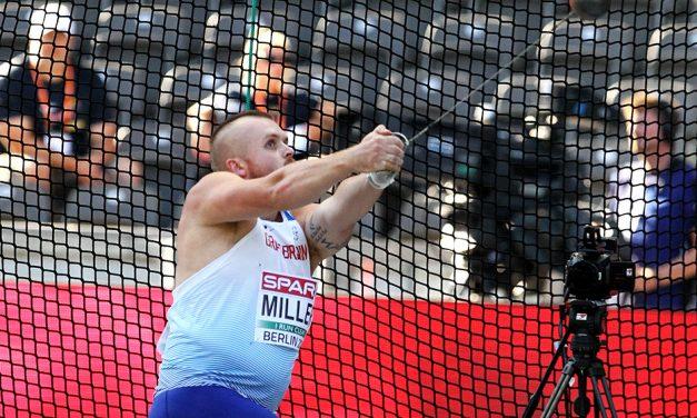 British rankings analysis: Men's field events