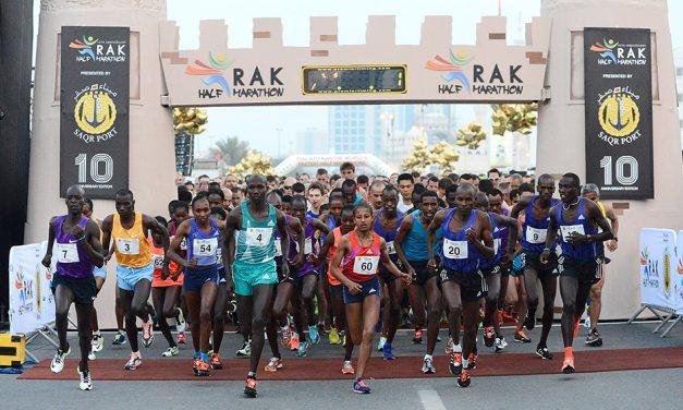 Ras Al Khaimah Half Marathon live stream