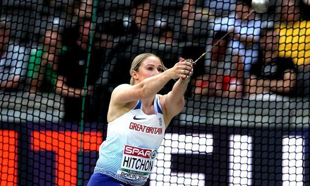 Hammer thrower Sophie Hitchon announces retirement
