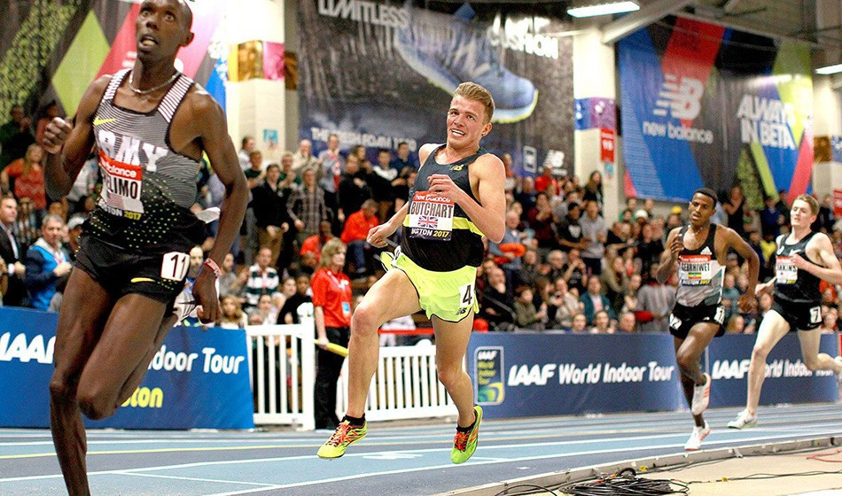 Brits hit Boston for New Balance Indoor Grand Prix