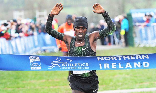 Birhanu Balew and Meskerem Mamo win NI International Cross Country