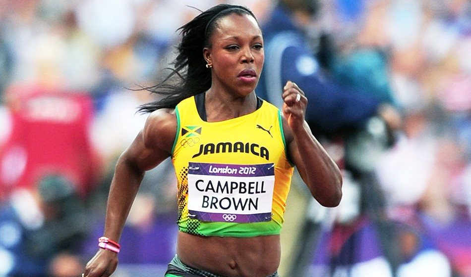 Olympic reflection with Veronica Campbell Brown - AW