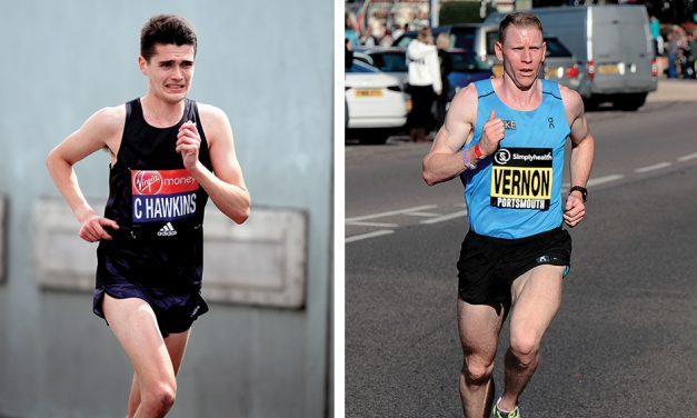 Callum Hawkins and Andy Vernon to run London Marathon
