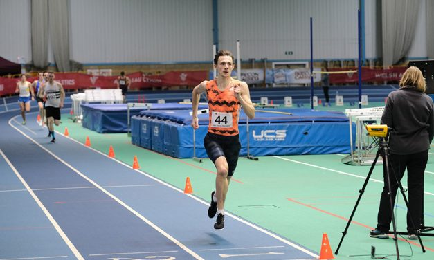 Jamie Webb impresses with Euro Indoors standard in Cardiff – weekly round-up