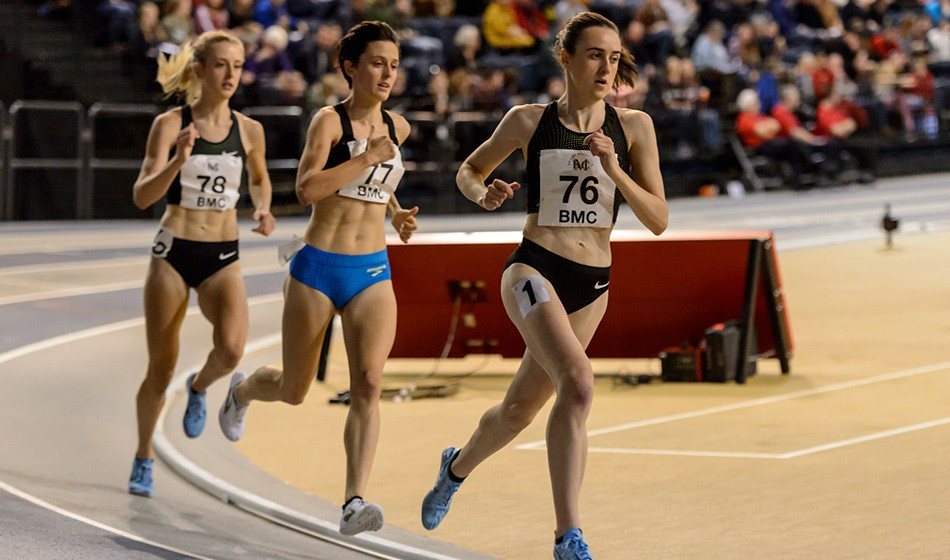 Laura Muir delighted with flying start to 2019
