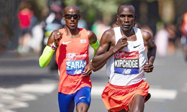 Why Mo Farah can beat Eliud Kipchoge