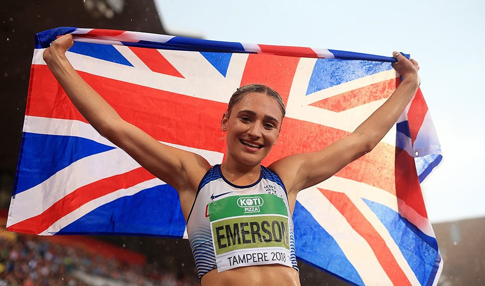 Niamh Emerson on GB team for combined events international match