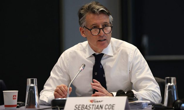Sponsors are returning to athletics, says Seb Coe