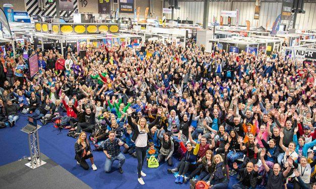 The National Running Show Birmingham 2020 renews partnership with AW