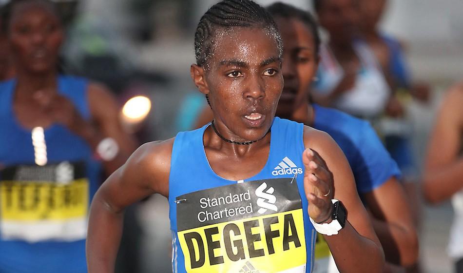 Former champions Berhanu and Degefa to return to Dubai Marathon