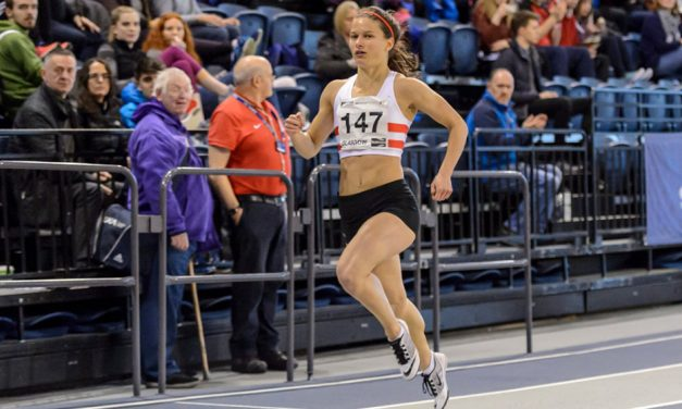 Zoey Clark among athletes set for Scottish Champs