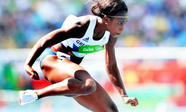Cindy Ofili relishing return to GB team