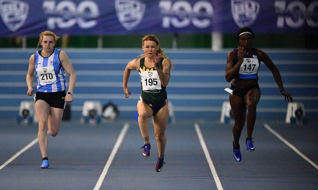 Hayley Mills triumphs as BUCS Indoor Championships begin