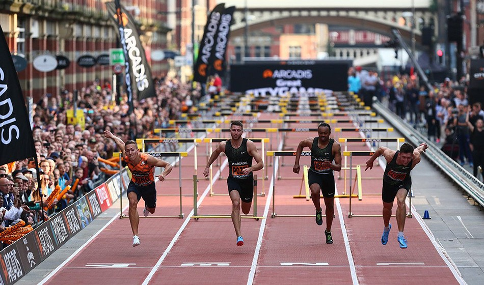 Manchester bids farewell to Great CityGames