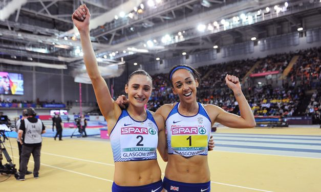 Brits at the Euro Indoors – 2000 to 2019