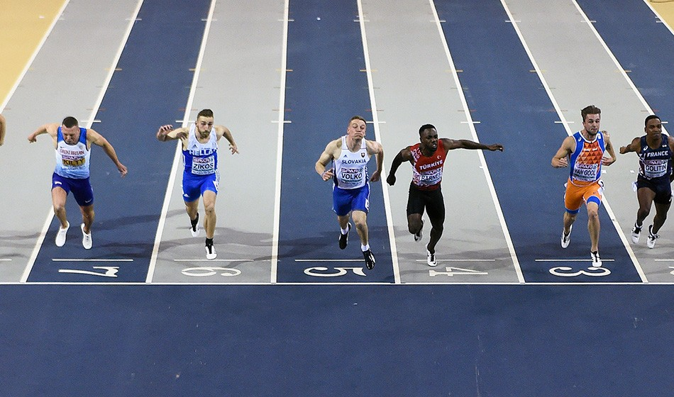 European Indoor Championships set for Istanbul in 2023