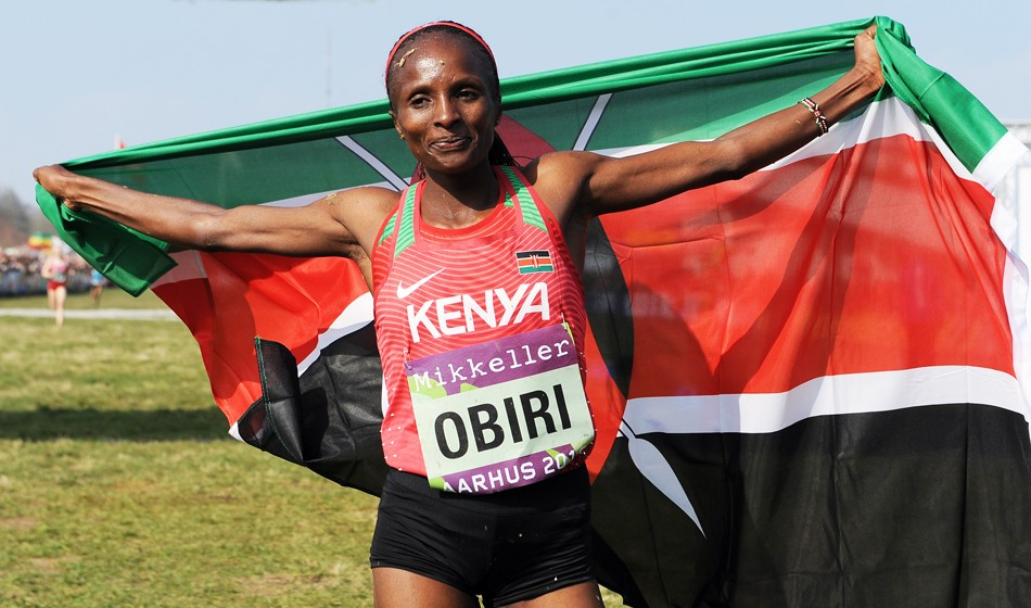 Hellen Obiri and Tadese Worku win in Elgoibar – weekly round-up