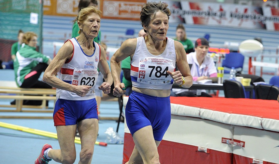 Top masters athletes head to Torun