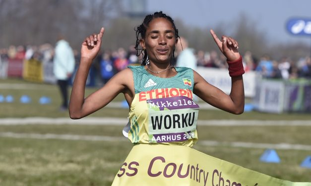 Ethiopia victorious in World Cross relay
