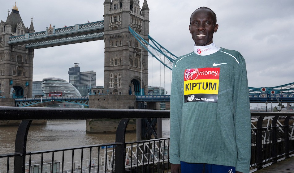 World half-marathon record-holder Abraham Kiptum suspended