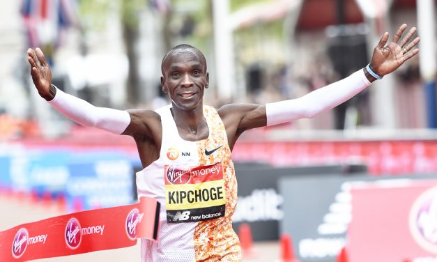 Will King Kipchoge hang on to his marathon crown?