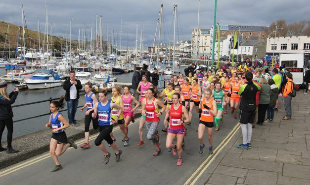 Runners ready for Easter Festival action