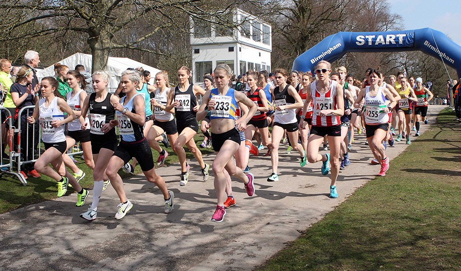 Clubs set for National Road Relays battle in Birmingham