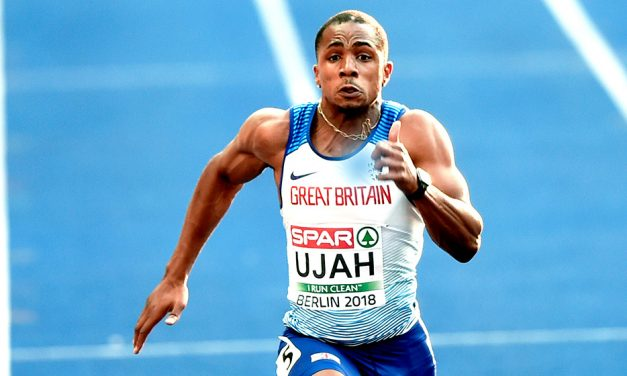 CJ Ujah among sprinters announced for British Championships