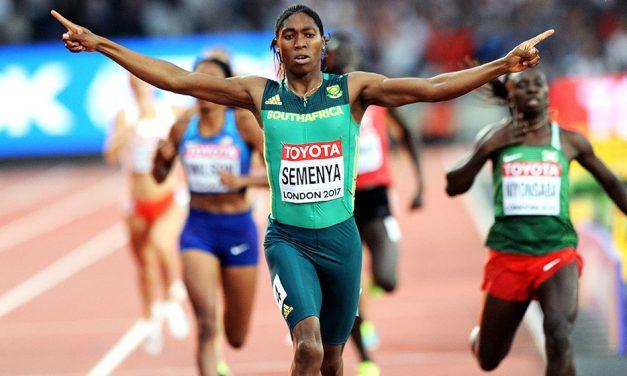 Caster Semenya sets sights on Olympic 200m