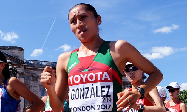 Maria Guadalupe Gonzalez handed four-year ban