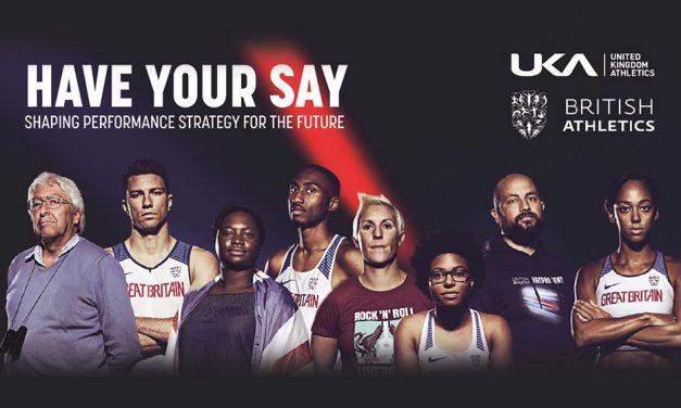 British Athletics launches performance consultation