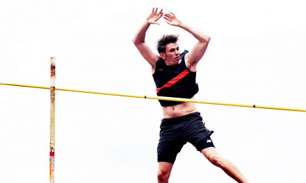 Harry Coppell relishes pole vault test in Gateshead