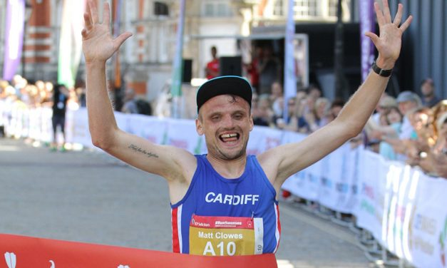 Matt Clowes and Tracy Barlow set for Swansea Half title defence