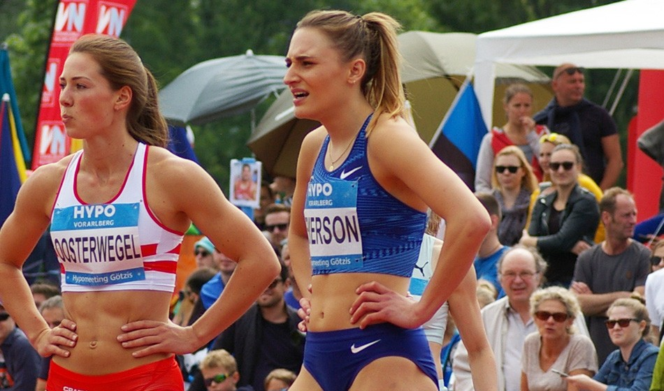 Niamh Emerson fuelled by Tokyo target