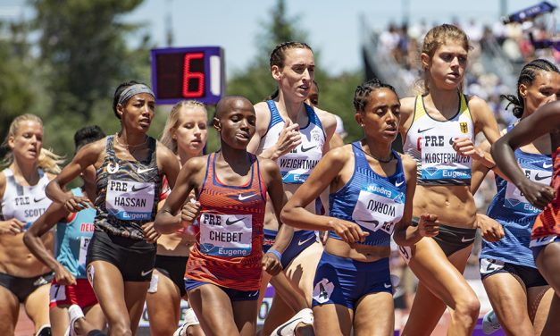 European 3000m record for Sifan Hassan at Pre Classic