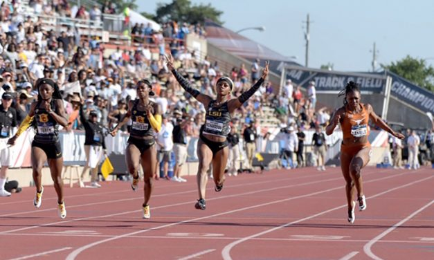 Sha'Carri Richardson goes No.6 all-time at 100m