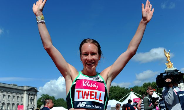 Third Olympic selection is the sweetest for Steph Twell