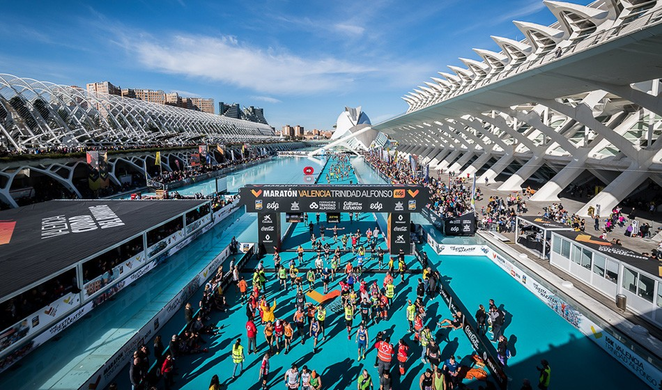 12+1 reasons to run in the Valencia Marathon