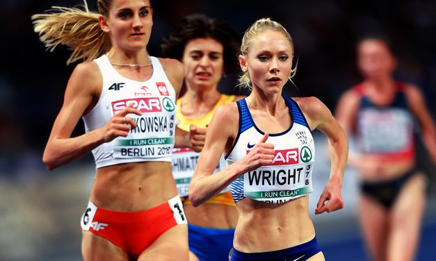 Alice Wright ready for Highgate 10,000m test