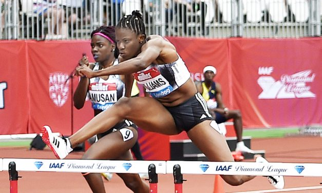 "Coping with the coronavirus: a tough 2020 after ""phenomenal"" 2019 for Danielle Williams"