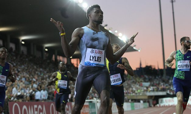 Brussels gets set for Diamond League final