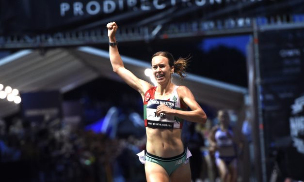 Steph Twell victorious at Night of the 10,000m PBs