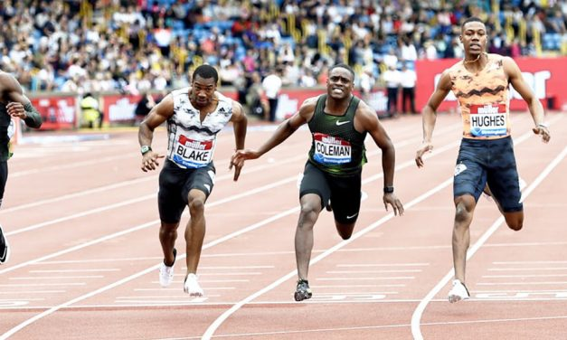 Christian Coleman to miss Olympics despite ban reduction
