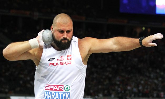 Michał Haratyk helps launch Poland to halfway lead in Bydgoszcz