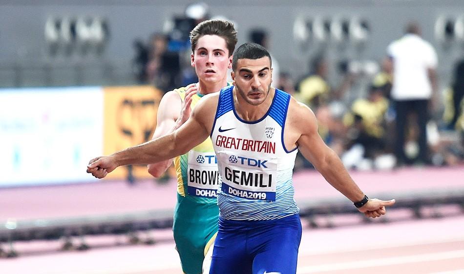 "Adam Gemili has global goals in ""second coming"""
