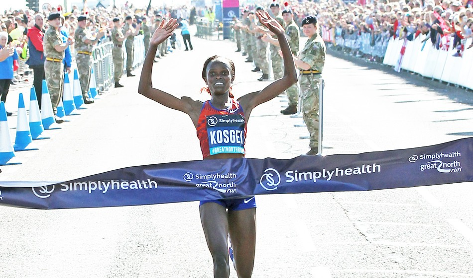 Brigid Kosgei and Faith Kipyegon to target records in Brussels